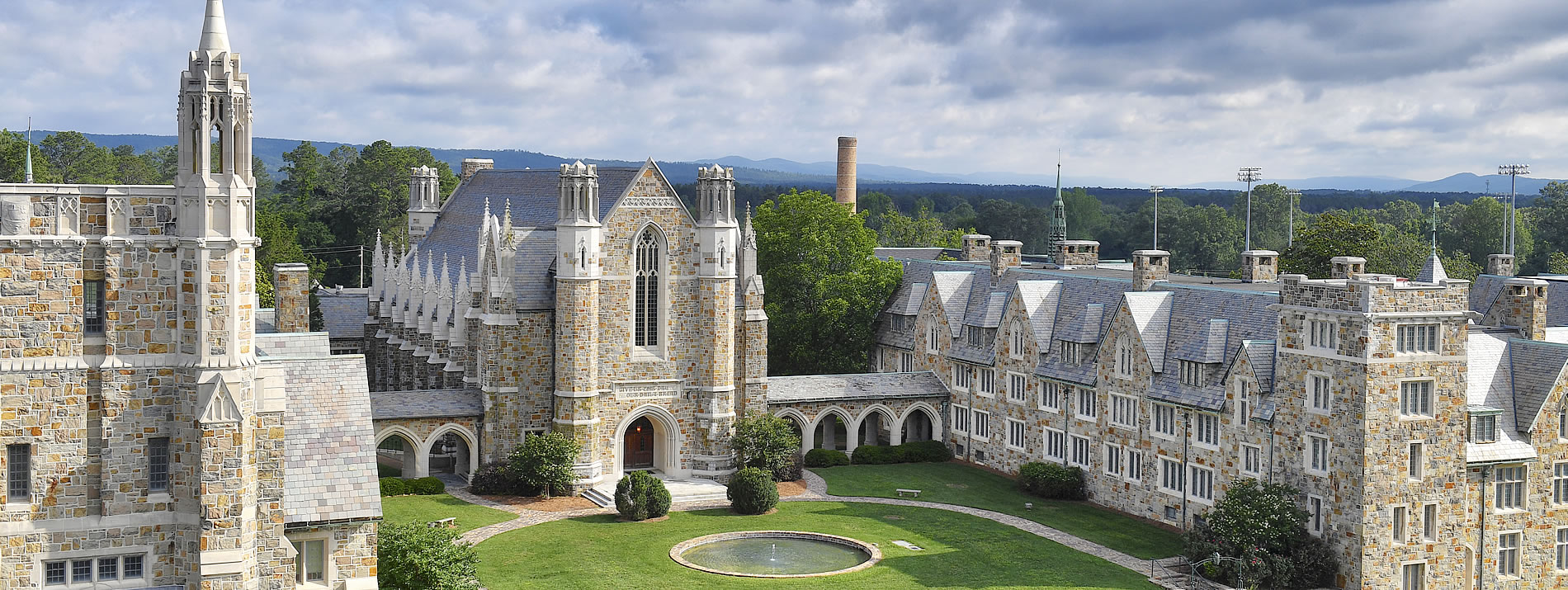 About Berry College