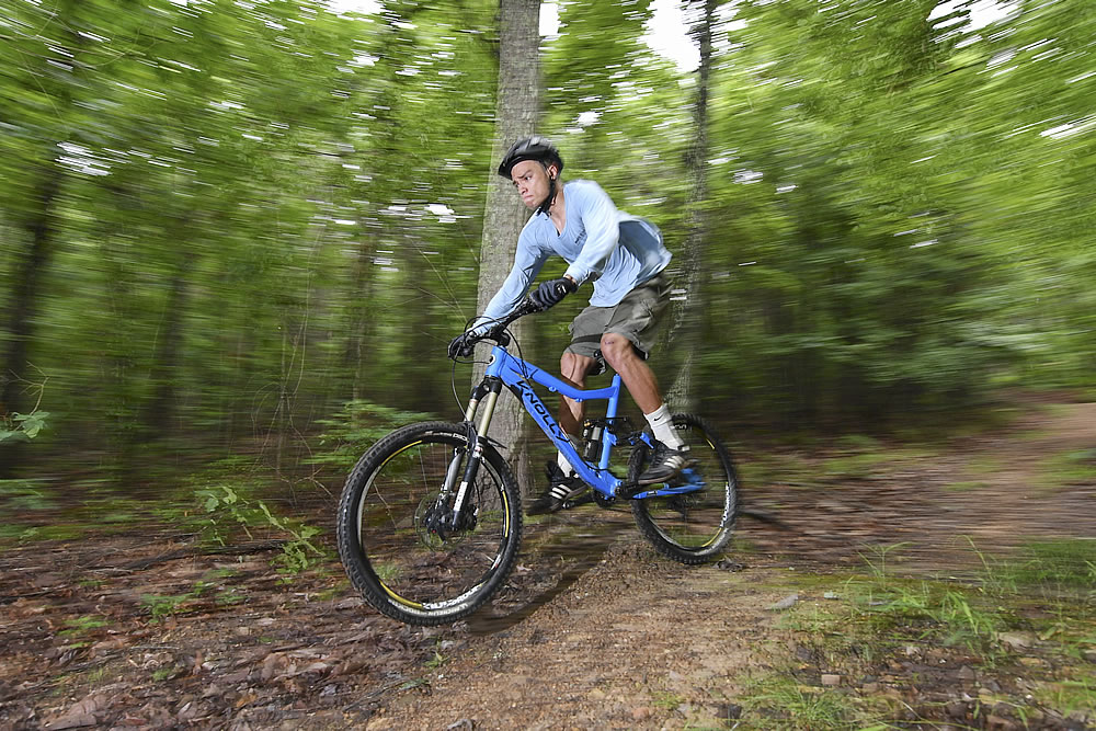Outdoor Rec - Mountain Biking