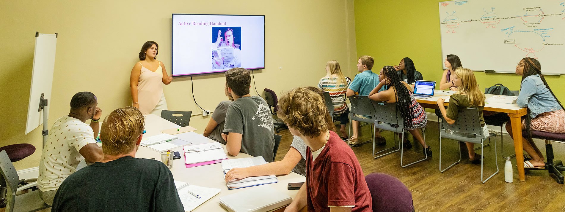 Study Smarter Not Harder Presentations at Berry College
