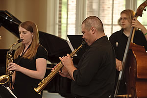 The Berry College Jazz Ensemble