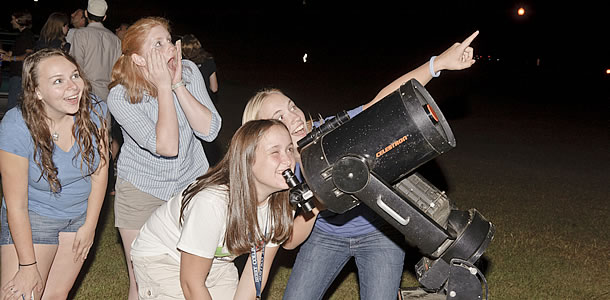 Astronomy at Berry College