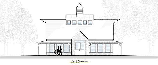 Berry Farm Store Rendering 1