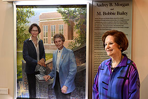 Audrey Morgan - Theatre Dedication