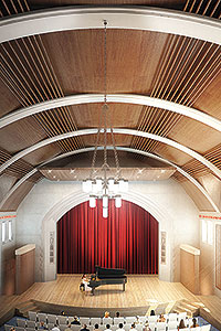 Renovation of Ford Auditorium