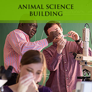 Animal Science Building