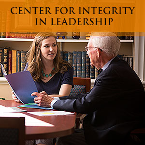 Center for Integrity in Leadership