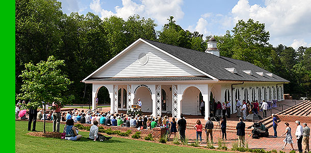 Header Image - Oak Hill Pavilion