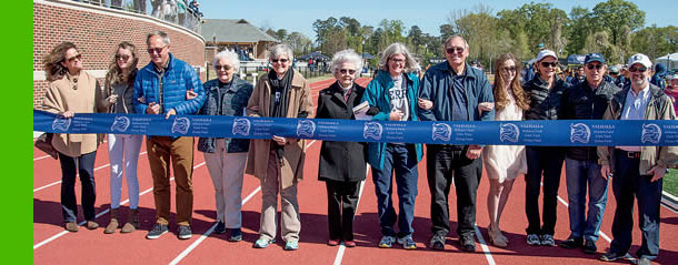 Header Image - Track Ribbon Cutting