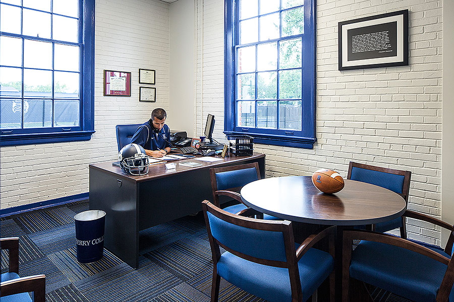 Richards Gymnasium Office