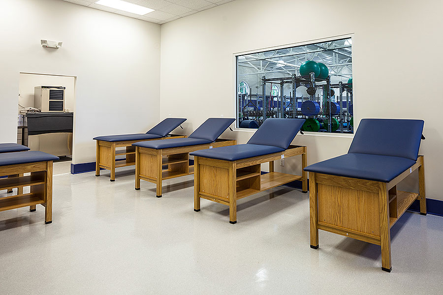 Richards Gymnasium Therapy Room