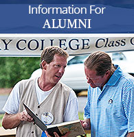 Information for Alumni